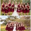 New Braunfels wedding in the Texas Hill Country, bridesmaids and bride by Studio Eleven Photography