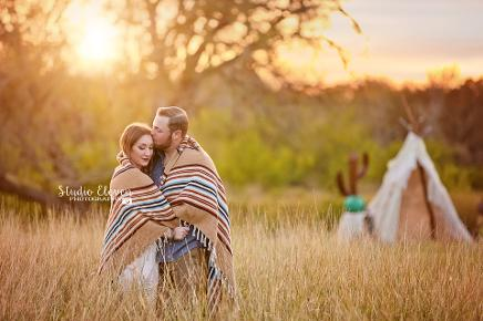 Engagement Photography with south Texas based Studio Eleven Photography