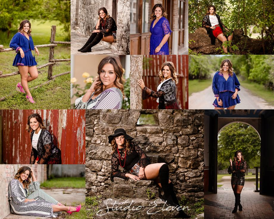 High School Senior Photos